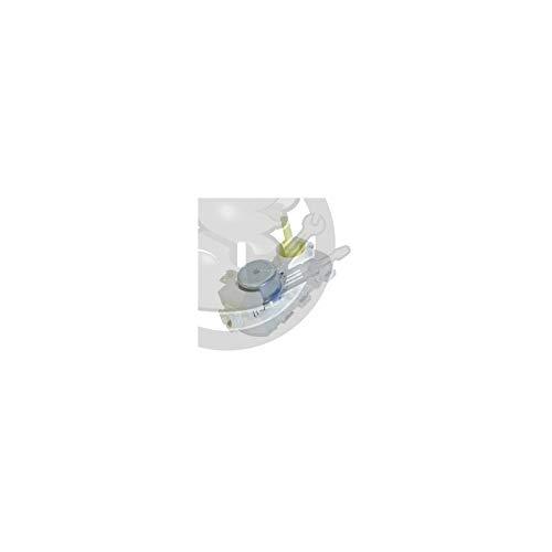 SOUPAPE DIVERTER + JOINT LAVE VAISSELLE WHIRLPOOL, 480140102678, 481010745146