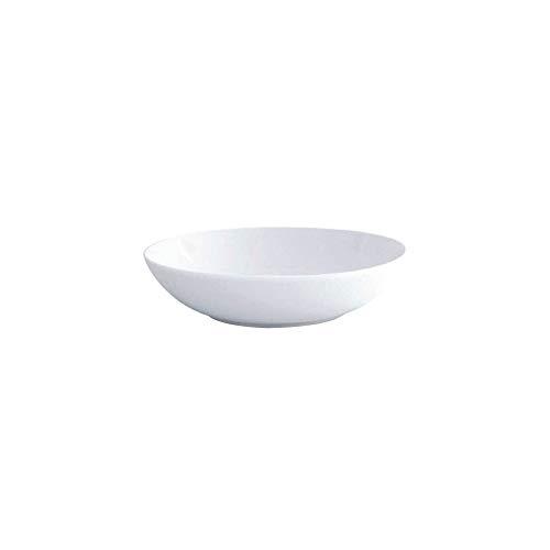 Assiette creuse coupe 20 cm Porcelaine Blanche