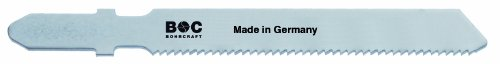 Craft de forage Scie sauteuse bi-métal, dents avoyées, ZT 1,8–2,5 x 75 mm longueur en 5-Carte Il BC SB, 1 pièce, 19651600002