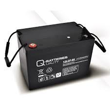 Solarbatterie Akku Quality-Batteries 12 LCP-50/ 12V -50Ah AGM-Deep Cycle