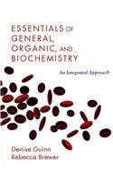 Essentials of General, Organic, and Biochemistry: An Integrated Approach [With Atom Building Kit and Workbook]