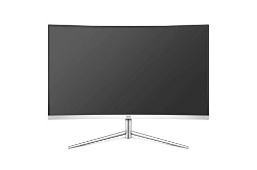 "14. AOC C24V1H/WS 23.6"" Curved LED Monitor with VGA Port, HDMI Port"