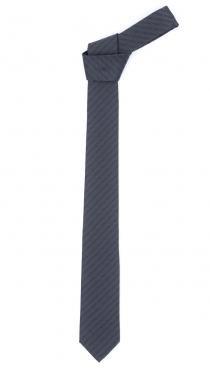 HUGO tie cravate 50261801 pour homme 6 cm - Noir - Taille unique