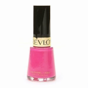 Revlon Core Nail Enamel Fuchsia Fever (Pack of 2)
