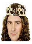 Krone Gold mit Jewels PBH ()