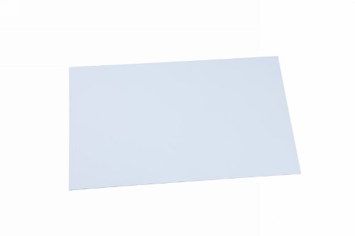 Graupner 736.3 - ABS-Platte, weiß 3.0 mm