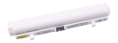 Variation Batterie Li-Ion 6600 mAh 11.1 V en noir black Convient pour Lenovo M10, M 10, Lenovo IdeaPad S9e, S10e, S12, S 9e 10e 12 e
