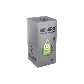 Trauben-drink (Bolero Drink - weiße Traube mit Stevia (12er Pack))