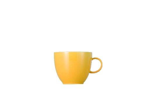 Rosenthal Thomas - Sunny Day Kaffee-Obertasse Yellow - Gelb 200 ml Rosenthal Thomas Sunny Day