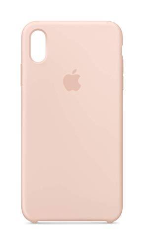 Apple Funda Silicone Case iPhone XS Max - Rosa arena