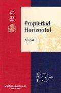 Propiedad Horizontal (Textos Legales)