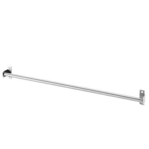 Ikea KUNGSFORS Stange, Edelstahl 56 cm