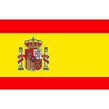 drapeau flag espagne espagnol 15090cm tissus 100 polyester neuf - Drapeau Espagnol A Imprimer