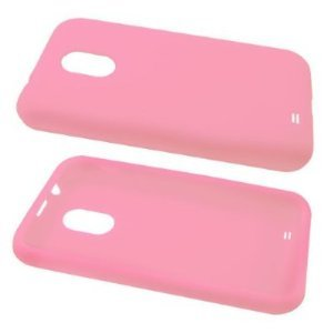 Silicone Case for Samsung Galaxy Epic 4G Touch / Samsung Within - Pink