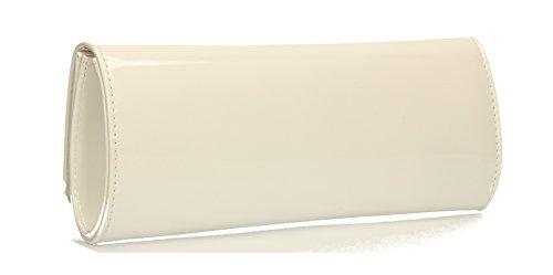 SwankySwans, Poschette giorno donna medium Bianco (bianco)
