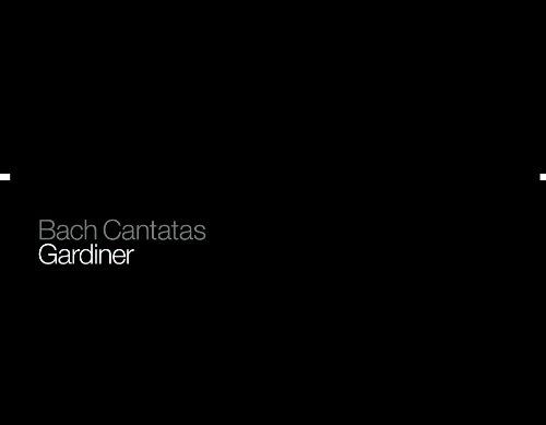 Bach: Cantatas | Complete Box Set Test