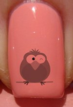 On fait attention à ton enfant - Stickers pour ongles YRNAILS