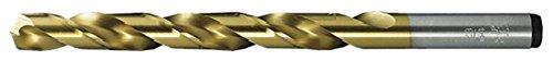 Viking Bohrer und Werkzeug 09140 U Typ 240-D 135 Grad Split Point Kobalt Jobber Gold Finish Bohrer Bit (6 Stück)