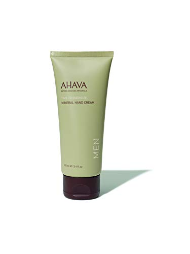 AHAVA Men's Skin Care Mineral Hand Cream