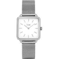 cluse orologio analogico quarzo donna con cinturino in acciaio inox cl60001