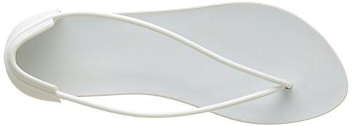 Ipanema Damen Philippe Starck Thing N Ii Fem Zehentrenner Blanc (White/White)
