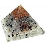 Energetische Pyramide Rainbow Mondstein 8,5cm preisvergleich bei billige-tabletten.eu