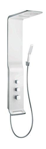 duschpaneel aufputz hansgrohe Raindance Lift 180 Aufputz Duschpaneel, 2 Strahlarten, chrom/edelmatt