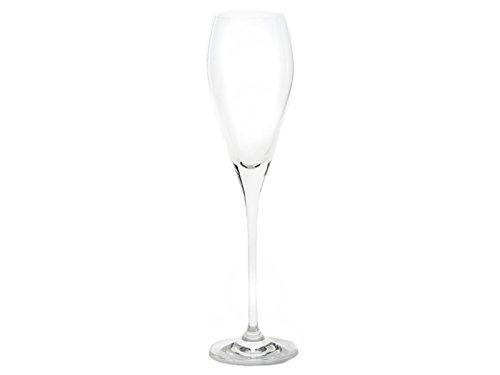 Toujours Cristal de Sèvres Cassandre - Set de dos copas flauta de cha