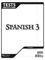 Spanish 3 Tests: Tests Only (No Answer Key); for 1 Student por Virgina Layman
