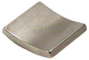 Magnet Expert® 37,5mm O.R. x 33,5mm I.R. x 90 degrés x 25mm N42 néodyme arc aimant, Nord, pack de 1