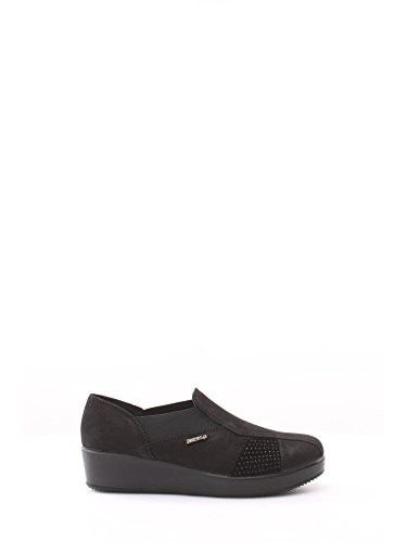 Enval Soft 4947000 Slip On Donna Nabuk Nero Nero 39