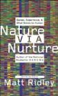 Cover of: Nature Via Nurture | Matt Ridley