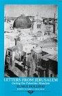 Letters from Jerusalem, 1922-25