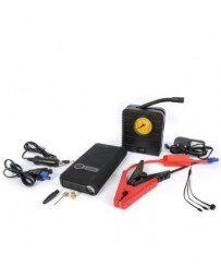POWER BANK ENGEL 11500 mAh MULTIFUNCION + ARRANCADOR DE COCHE + COMPRESOR + ILIMINACION LED NC1205