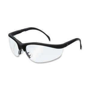 seguridad-mcr-kd110-klondike-gafas-con-montura-negra-y-lente-transparente-12-par-por-mcr-seguridad-i