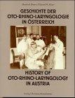 Geschichte der Oto-Rhino-Laryngologie in Österreich