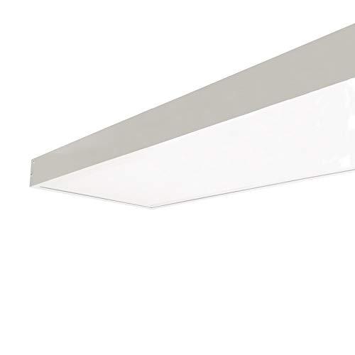 Kit de Superficie Paneles 120x30cm Blanco efectoLED