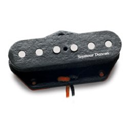 SEYMOUR DUNCAN APTL 1 ALNICO II PRO  LEAD (BRIDGE) BLACK