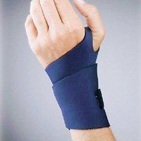 Universal Wrist Wrap (Florida Orthopedics Safe-T-Sport Neoprene Wrist Wrap, Universal by FLA Orthopedics)