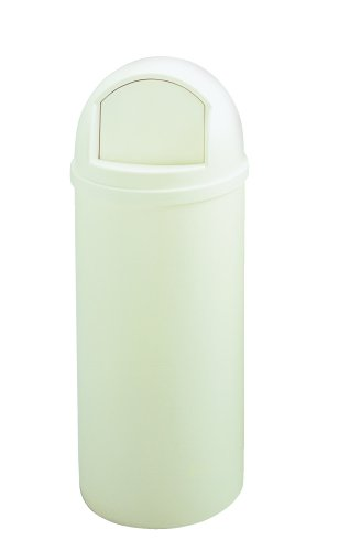 Cheap Rubbermaid Marshal 309276 – Container with cover, Color White on Line