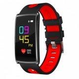 Torus Pro, rilevatore di attività fisica, N68, colorenero e rosso, misura...