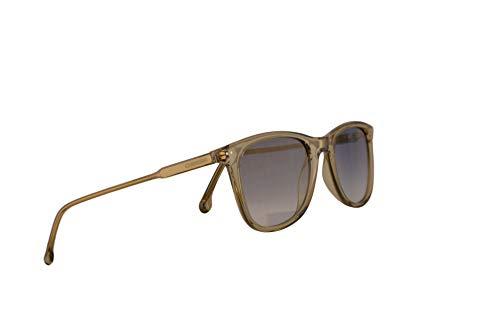 Carrera 197/S Sonnenbrille Gelb Mit Blauen Gläsern 51mm 40G1V CA197/S 197S
