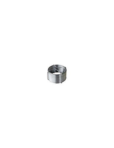 Outifrance - Fil de fer galvanisé n°8 Ø 1,3 mm x 50 m