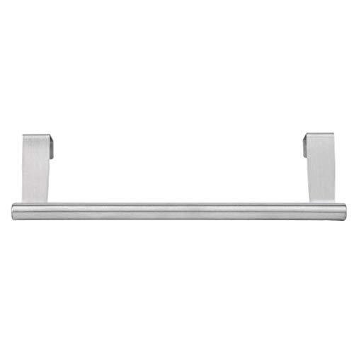 Gankmachine 23cm Edelstahl-Handtuchhalter-Halter-Haken Storage Rack Tür Electro Hanging - Hängende Handtuch Bar