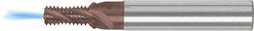 Gewindefräser TMC SP DIN 6535-HA VHM TiCN IK R 1,5