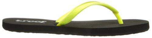 Reef Stargazer 2, Infradito da Donna Giallo (Neon Yellow)