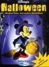 Disneys Halloween: Window Color, Spiel- und Bastelideen