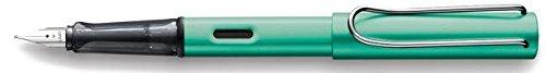 Lamy Al Star Blue Green pennino F - Penna Stilografica