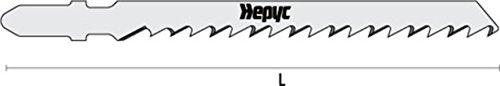 Hepyc 76420000000-Lame de scie à chantourner pour construccion Ø4mm L 75 mm (T101DP HCS)