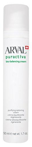 Arval Puractiva Crema Seboequilibrante Rigenerante - Flacone 50 ml